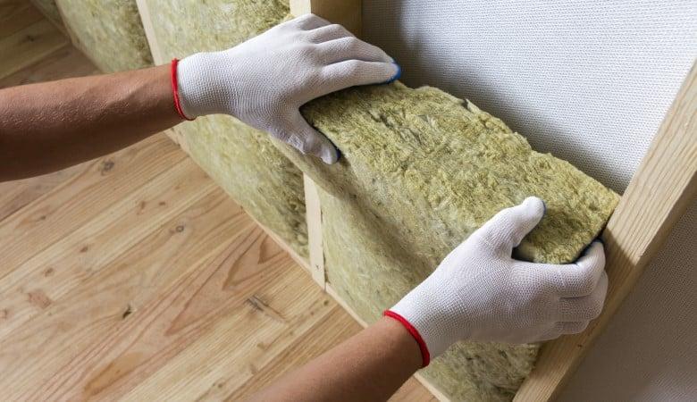 la laine de roche l'isolant résistant