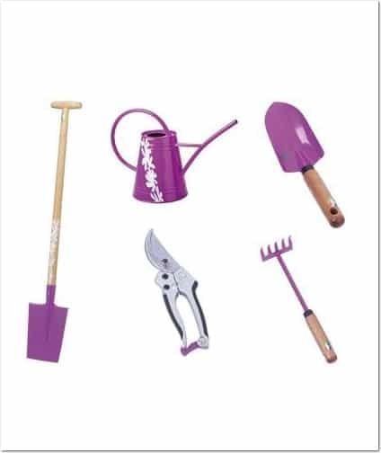 outils de jardin de chez natur elle