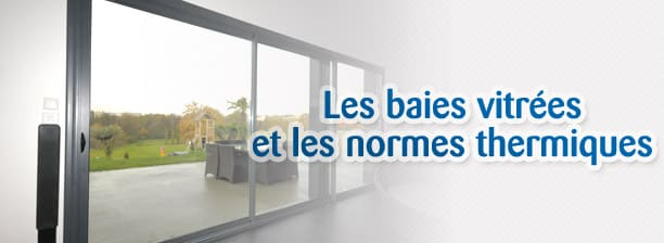 baies vitrees coulissantes