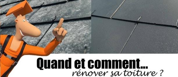 quand rénover sa toiture ?