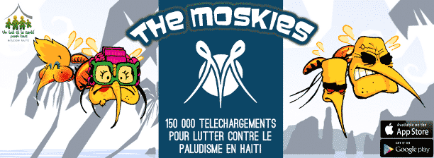 jeu the moskies