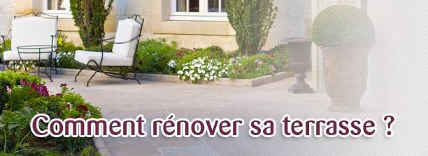 renover sa terrasse