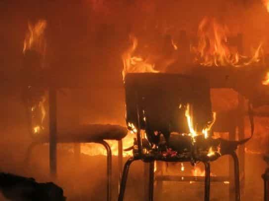 Incendie domestique : les bons réflexes