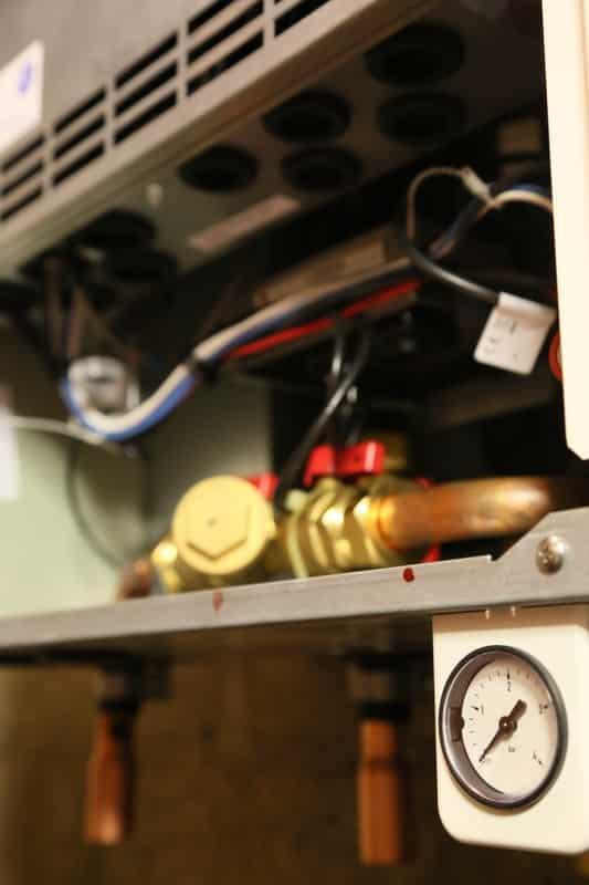 chantier technitoit ercé près liffré manomètre pression unité intérieure