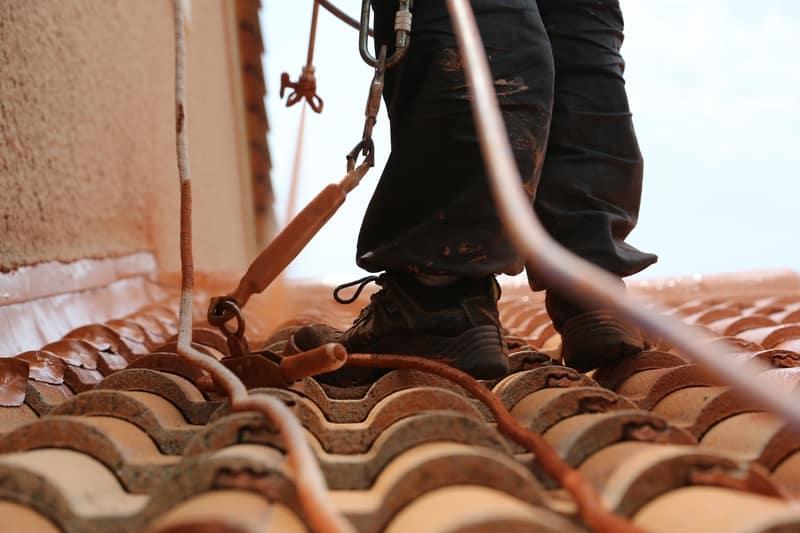 chantier renovation toiture bazoges en paillers (85) 10