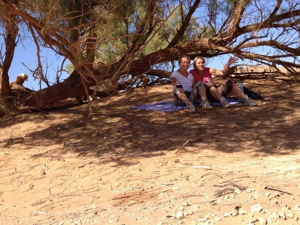 florence et liliane trophée rose des sable 2014 05