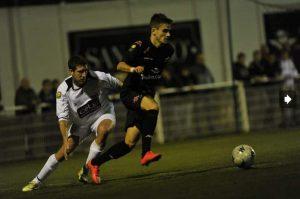 Match SO Cholet - FC Bressuire (0-1) du 29/11/2014
