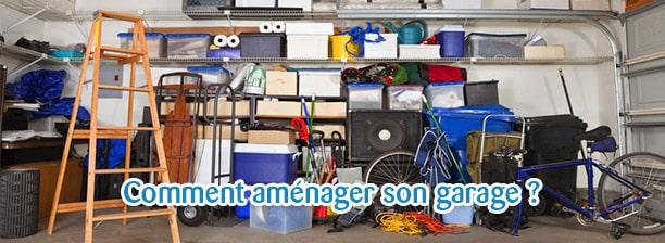 aménager son garage