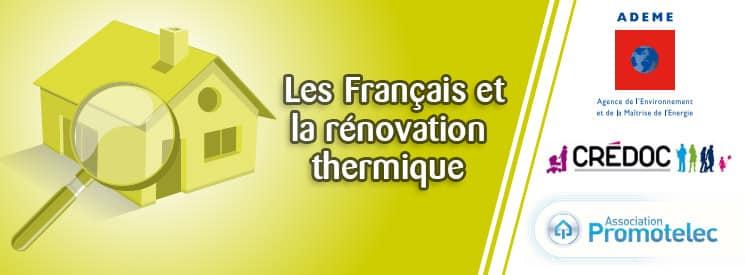 les français et la rénovation thermique
