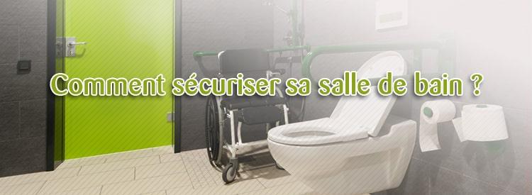 securiser sa salle de bain