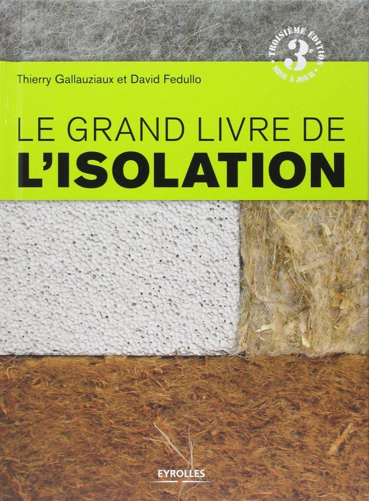 Grand livre de l'isolation
