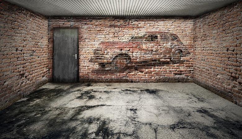 le garage une pièce désormais à part entière