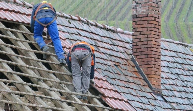 la toiture, une protection de l'habitation ancienne