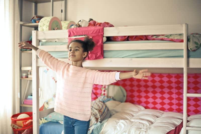 chambre enfants vacances