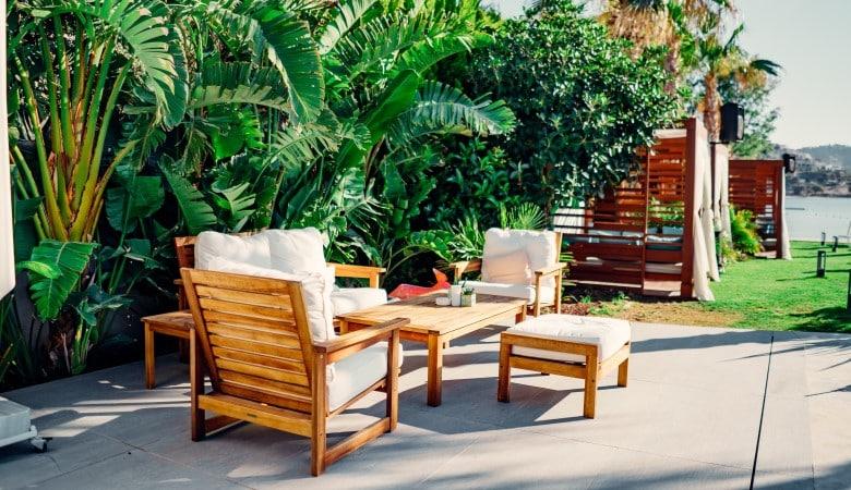 quel mobilier de jardin choisir pour sa terrasse