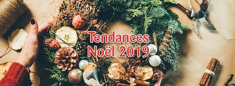tendances noel 2019
