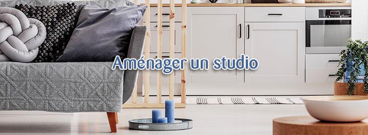 amenager studio