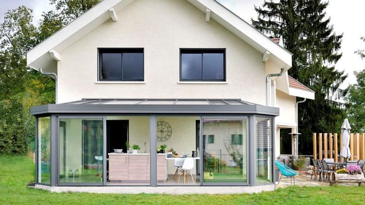 Construire Veranda Aluminium