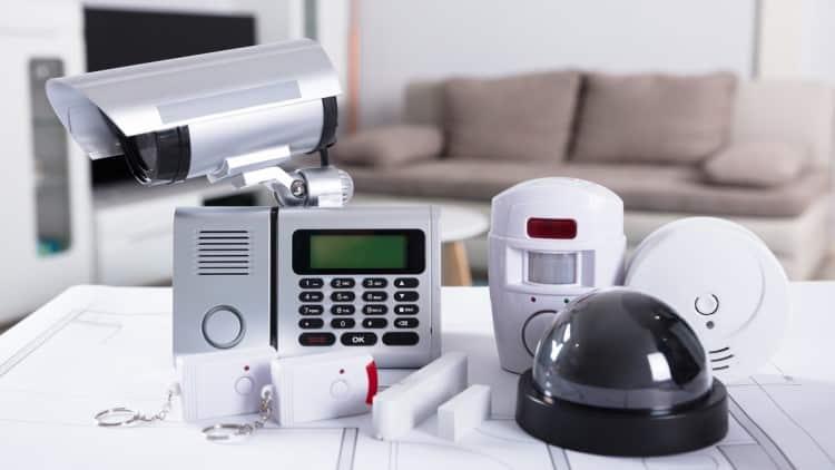 Installer Systeme Alarme Wifi