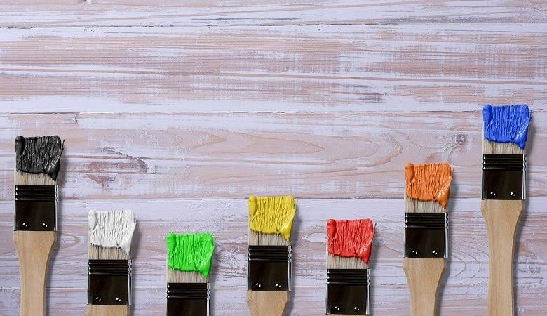 bricolage prenez garde à la peinture et évitez les polluants