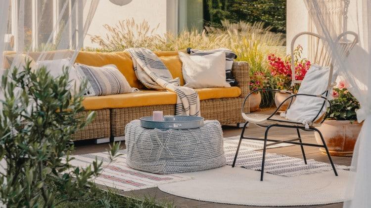 Terrasse Embellir Amenager Comment Maison
