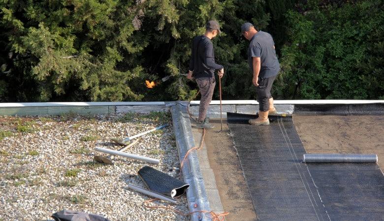 fuite toit terrasse