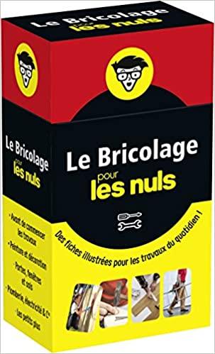 Boite A Fiche Le Bricolage Pour Les Nuls
