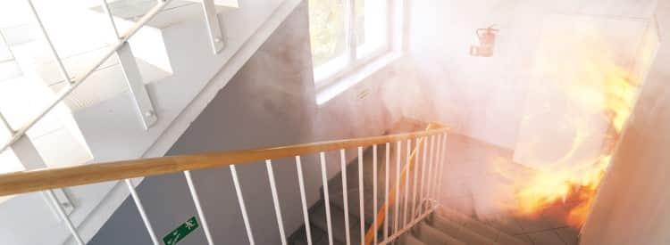 comment protéger ses locaux ou son logement des incendies