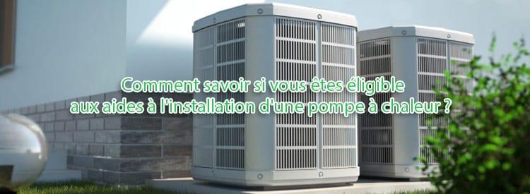 installation eligible comment chaleur