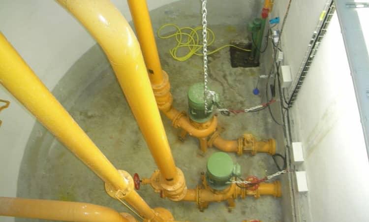 comment fonctionne la pompe de relevage