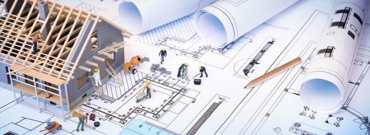 métiers du bâtiment