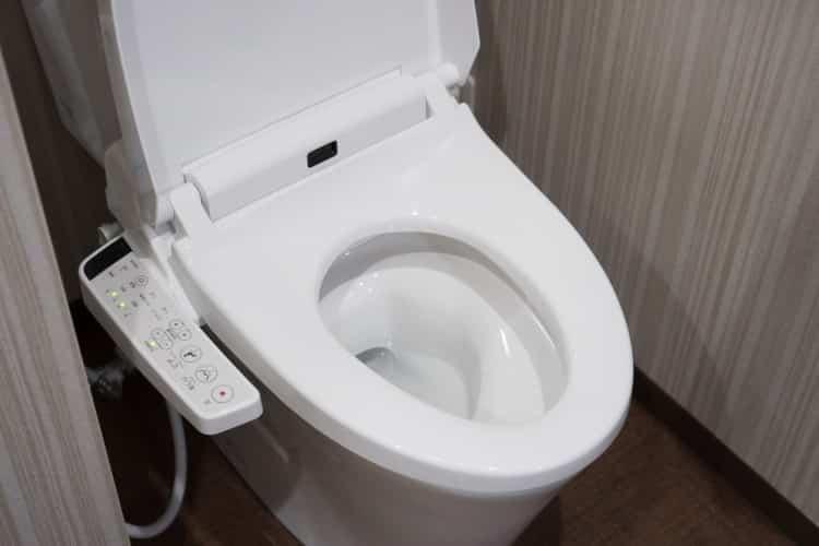 wc lavant japonais