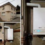 chaudière à condensation gaz murale