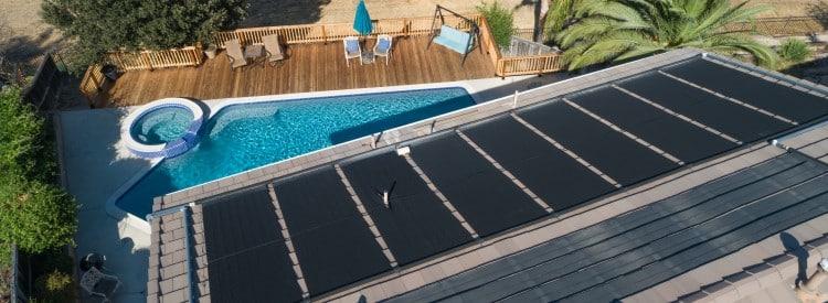 fonctionnement chauffage solaire piscine