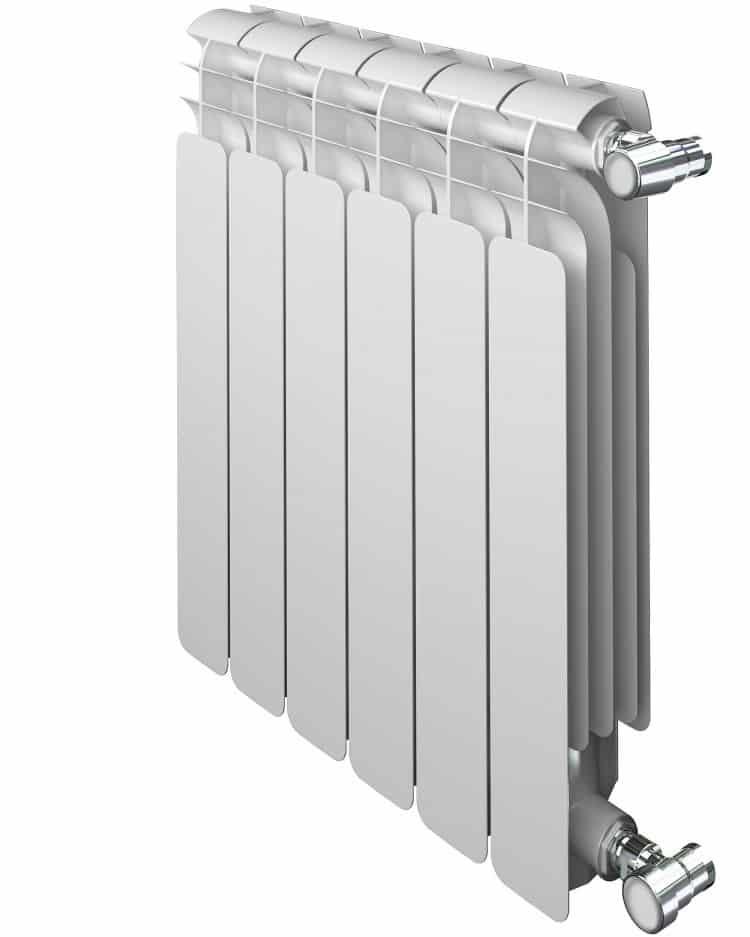 radiateur à bain d'eau pour chauffage central